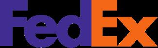 Sello paqueteria de envío Fedex